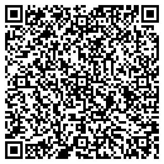 QR-код с контактной информацией организации KVG