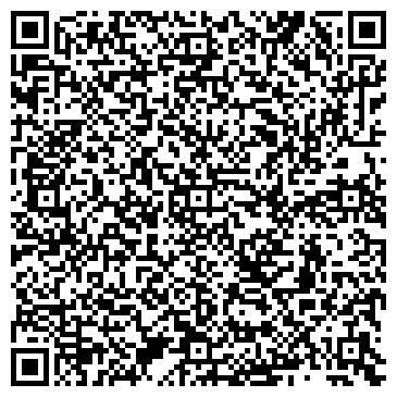 QR-код с контактной информацией организации Планета Двери, ЧП