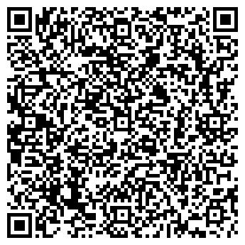QR-код с контактной информацией организации УкрПрофнастил, ЧП