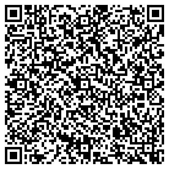 QR-код с контактной информацией организации Лес Мастер