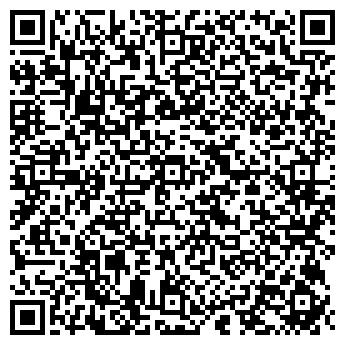 QR-код с контактной информацией организации ФЛП Бацуренко