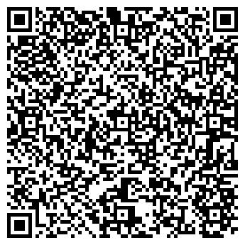 QR-код с контактной информацией организации Будинвест, ООО