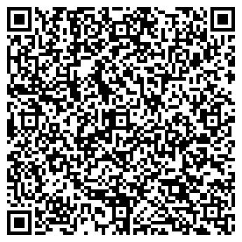 QR-код с контактной информацией организации Будова, ЧП