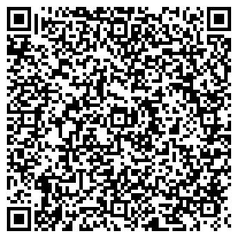 QR-код с контактной информацией организации МЖК Оболонь, ООО