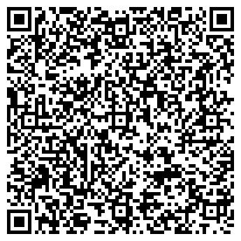 QR-код с контактной информацией организации Каскад Р, ООО
