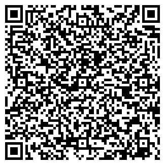 QR-код с контактной информацией организации Техбур, ЧП