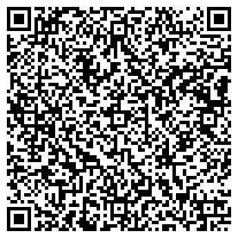 QR-код с контактной информацией организации Фокарди, ЧП
