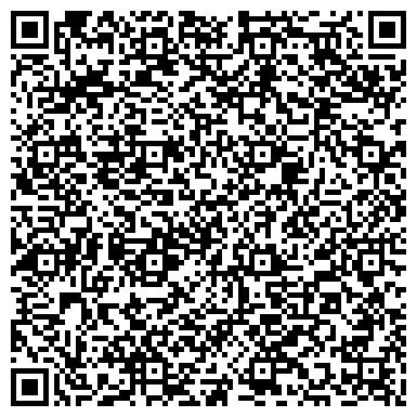 QR-код с контактной информацией организации ВЫШКОВ-АТ ремстройуправление, ЗАО