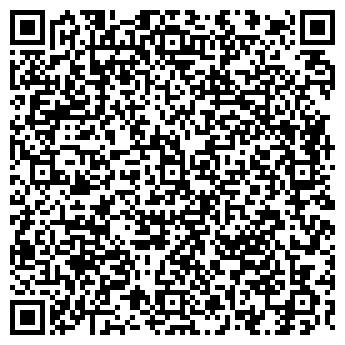 QR-код с контактной информацией организации МЯСНОЙ ПАВИЛЬОН