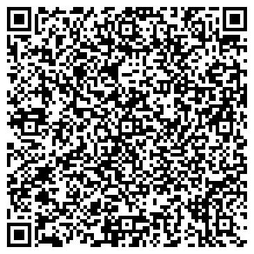 QR-код с контактной информацией организации МЯСНОЙ ПАВИЛЬОН ЧП ЮДИНА Л. А.