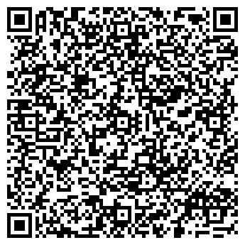 QR-код с контактной информацией организации Металл плюс, ИП