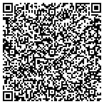 QR-код с контактной информацией организации Автодорсервис, фирма, ТОО