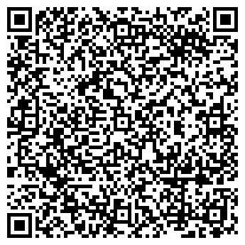 QR-код с контактной информацией организации Каркасные дома, ИП