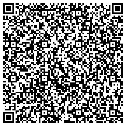 QR-код с контактной информацией организации Управление социальной защиты населения Южнопортового района ЮВАО