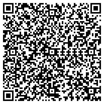 QR-код с контактной информацией организации Паркетград