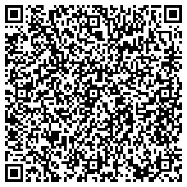 QR-код с контактной информацией организации Анастасия, ООО