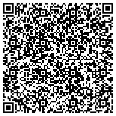 QR-код с контактной информацией организации ОВЕРТРЭЙД строительная компания, ТОО