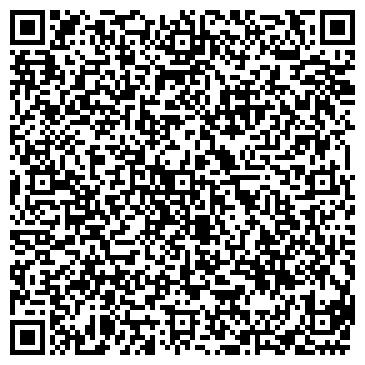 QR-код с контактной информацией организации Интеринж-Проект, Компания