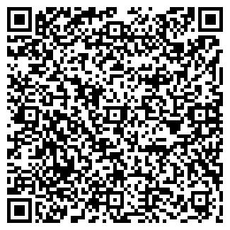 QR-код с контактной информацией организации АФИНА, ЧП