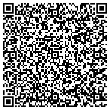QR-код с контактной информацией организации садовый центр* ТРОЯНДА*