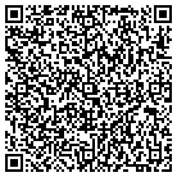 QR-код с контактной информацией организации Салон «Plus1»