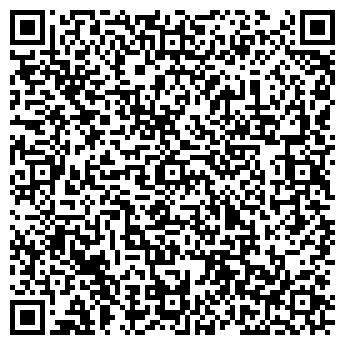 QR-код с контактной информацией организации ИП ПЕНО+