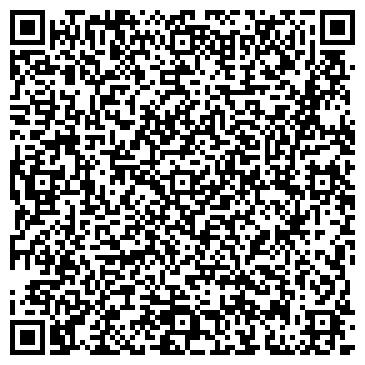 """QR-код с контактной информацией организации Студия ландшафтного дизайна """"Nature"""""""
