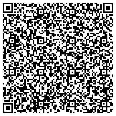 QR-код с контактной информацией организации Здоровий клімат холодильне обладнання системи опалення кондиціонування та вентиляції