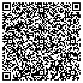 QR-код с контактной информацией организации Студия Дизайна Инитио