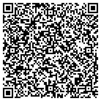 QR-код с контактной информацией организации Деревянные дома