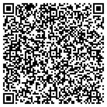 QR-код с контактной информацией организации Техноноватор