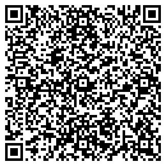 QR-код с контактной информацией организации БУД-ДОР
