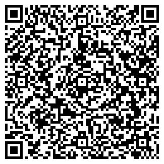 QR-код с контактной информацией организации Vertex
