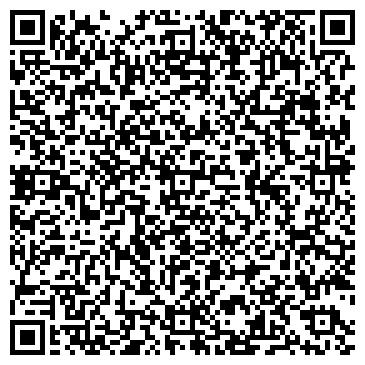 QR-код с контактной информацией организации сад ирисов Морозюк