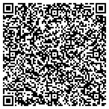 QR-код с контактной информацией организации Нова Гильдия