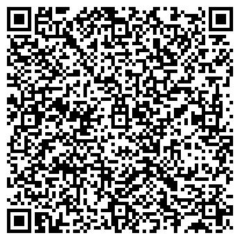 QR-код с контактной информацией организации Elegant Flower