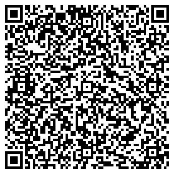QR-код с контактной информацией организации Субъект предпринимательской деятельности Троценко СПД
