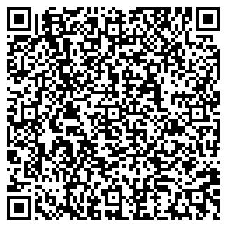 QR-код с контактной информацией организации KDA