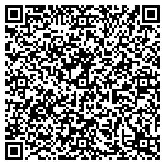 QR-код с контактной информацией организации КВ ТЕВС