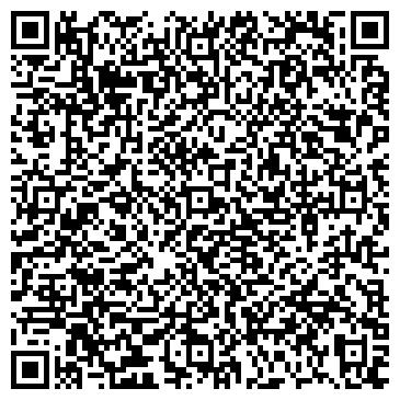 QR-код с контактной информацией организации Мегаполис Строй, ЧП