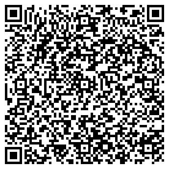 QR-код с контактной информацией организации Кровельбуд