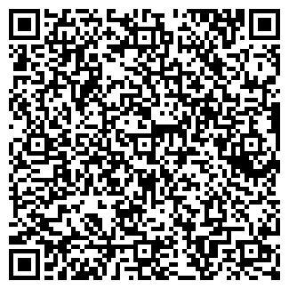 QR-код с контактной информацией организации ФИН, ЗАО