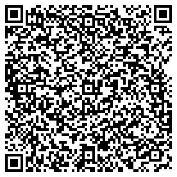 QR-код с контактной информацией организации Графосервис, СП