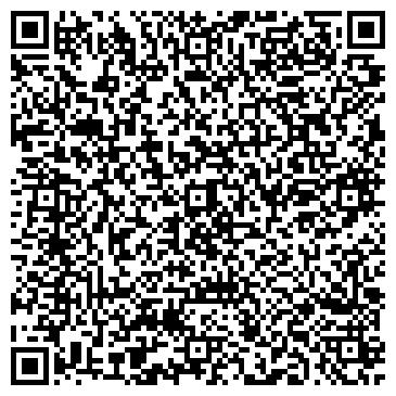 QR-код с контактной информацией организации Оазис окон, ЧП