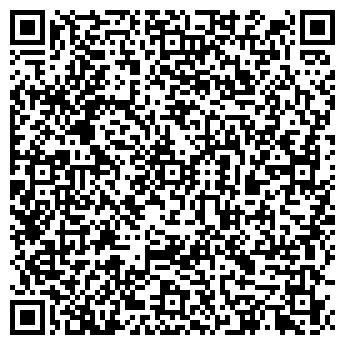 QR-код с контактной информацией организации Окна дома, ООО