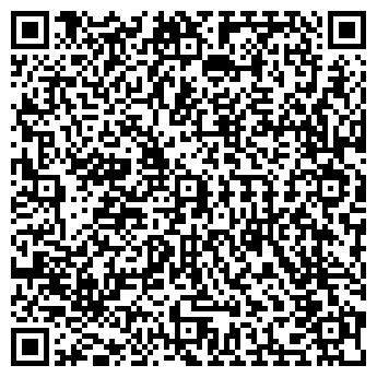 QR-код с контактной информацией организации Частное предприятие АКВАЛЮКС