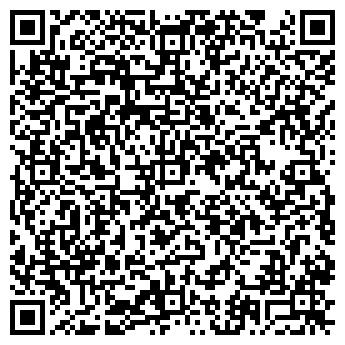QR-код с контактной информацией организации Кизим О. В. СПД