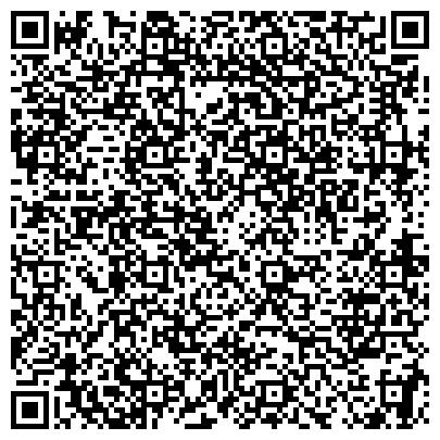 QR-код с контактной информацией организации Художественная мастерская