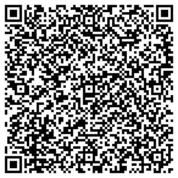 QR-код с контактной информацией организации FinnHouse, ЧП
