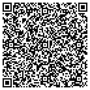 QR-код с контактной информацией организации Практик, ЧП